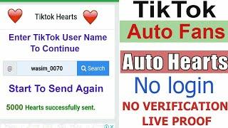 How to get free followers on tiktok tiktok hearts tiktok