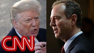 Trump furious over Adam Schiff hires