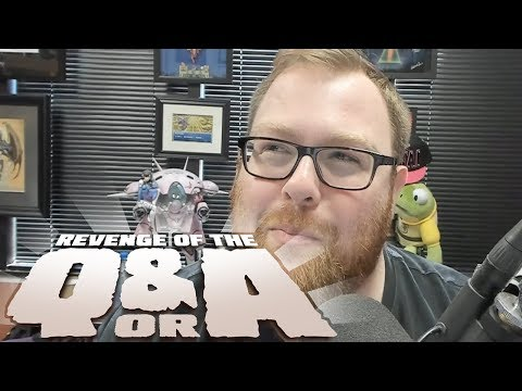 Revenge of the Q&A!! - Super, Very Important, World Changing Twitter Questions