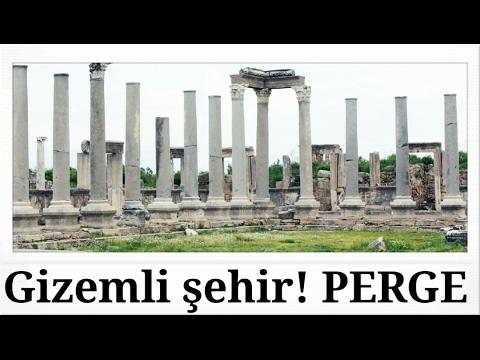 Perge antik kenti - Antalya