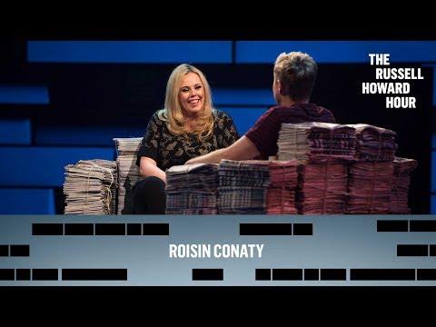 Roisin Conaty talks about being a weird child