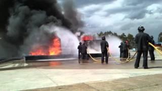 Avanzado lucha contra incendios.. veranes