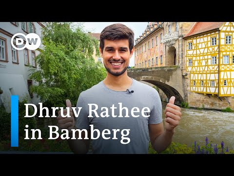 Discover Bamberg with Dhruv Rathee | Franconia's Rome: A Special Travel Tip for Bavaria