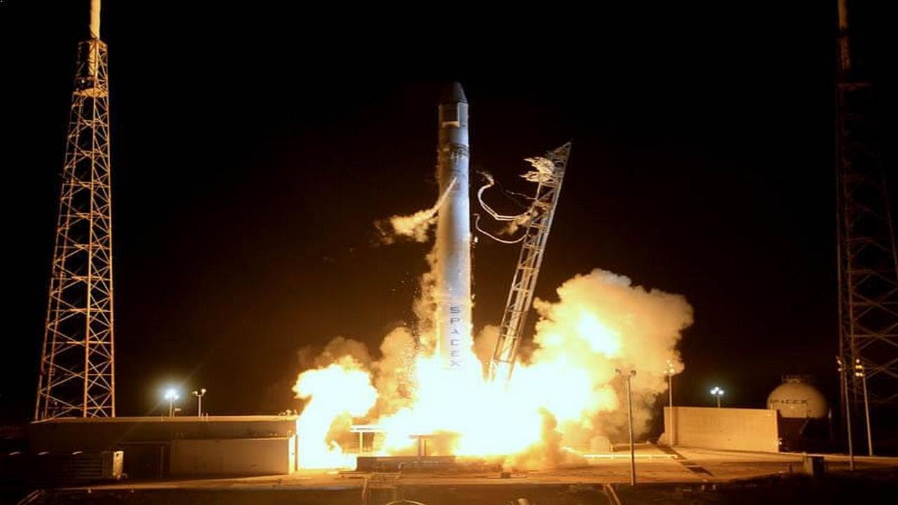 SpaceX officially sets new launch time for Bulgaria satellite
