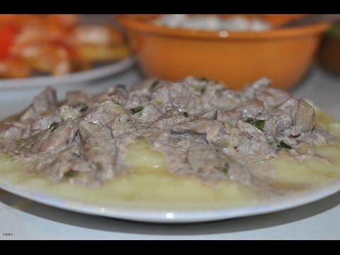 Рецепт Перец, фаршированный мясной начинкой