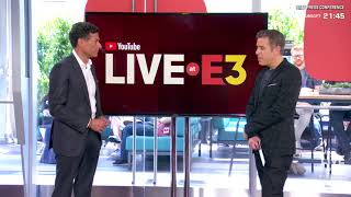 Take-Two Interactive CEO Strauss Zelnick and Geoff Keighley Talk About Red Dead Redemption 2