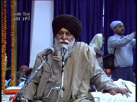 Tu Samrath Wadda | Shabad Gurbani | Giani Sant Singh Ji Maskeen Ji