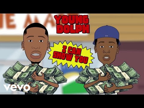 Key Glock – I Can Show You (Visualizer)