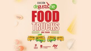 ver video: Food Trucks on Tour, Costa Adeje. 17 y 18 de noviembre de 2018