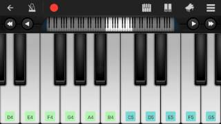 Boro Obelay Pelam Tomay -Perfect Piano Tutorial