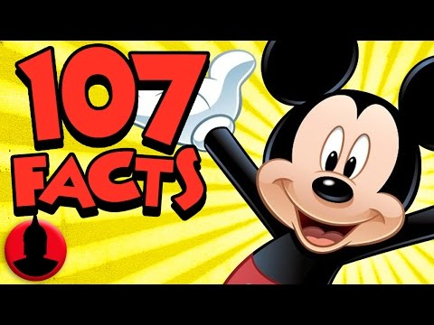 107 Mickey Mouse Facts YOU Should Know! | Channel Frederator