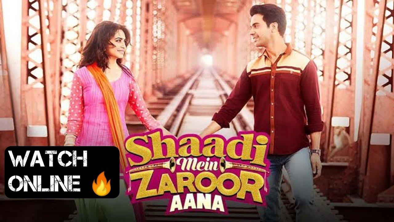 Download shaadi mein zaroor aana full movie Hd free 🔥 || watch online || Step by Step || PKP FAM