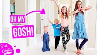 BACK TO SCHOOL CLOTHING HAUL!! - FABKIDS (TRY ON)