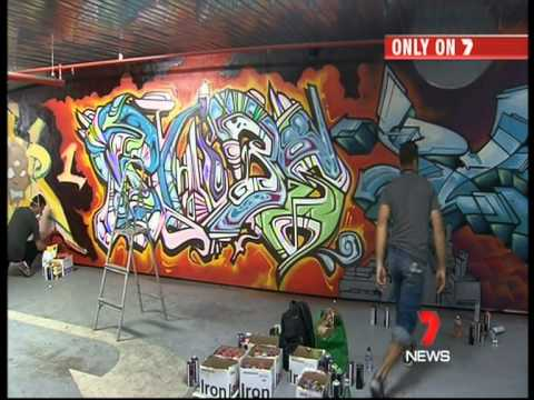 Project Melbourne Underground - Channel 7 News