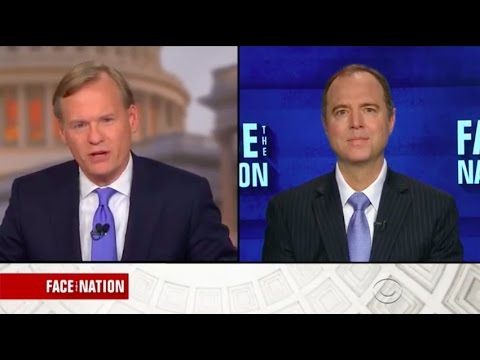 Rep. Schiff Discusses Investigation into Russian Interference on CBS Face the Nation