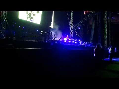 Diplo @ Home Depot Center College Invasion Tour  Part 2 10/08/11