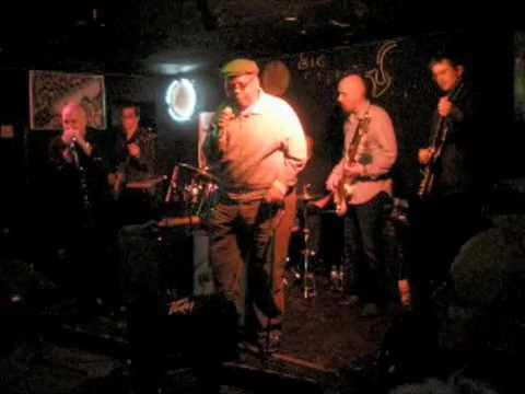 Oscar Wilson w Kim Wilson Blues Revue 2-13-2010