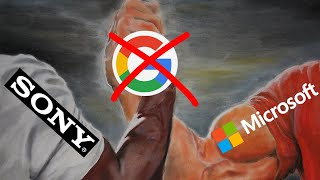 Sony and Microsoft Team Up Against Google - Inside Gaming Daily