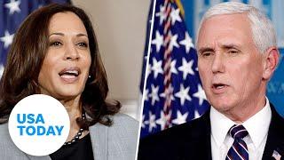 Who won the VP debate between VP Mike Pence and Sen. Kamala Harris? | USA TODAY