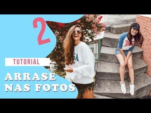 APRENDA A FAZER POSES DE MENINA MODELI COM A MESTRE DAS FOTOS - 2 | feat. Viih Rocha