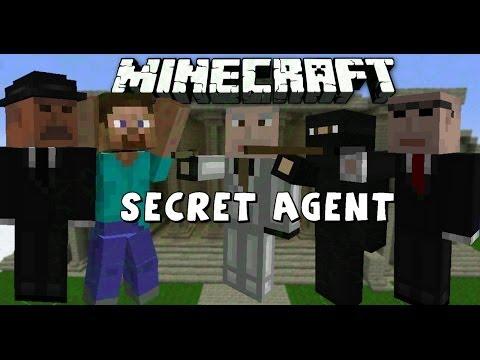 SPECIAL AGENT: Secret Agent Craft [1.6.4] Deutsch
