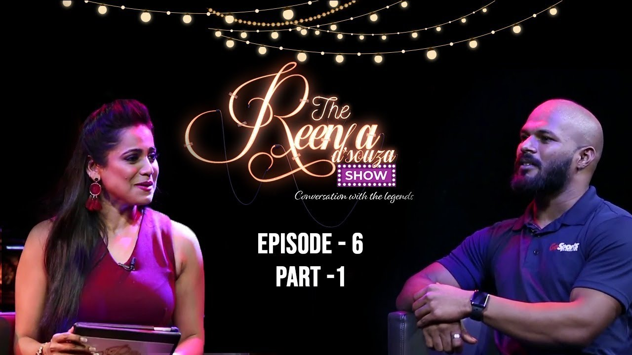 Download CWL S1E6 Indian Weightlifter Sathish Sivalingam Part 2 | The Reena Dsouza Show