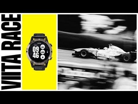 hqdefault - VIITA Race HRV: a light, premium smartwatch that tracks hydration