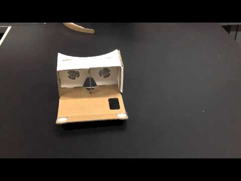how to set up your cardboard vr viewer youtube