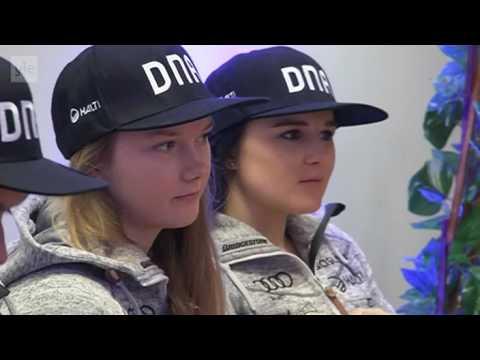 Suomen TV (YLE) uutiset klo 9 00, 2017-01-31 (Finnish TV News)