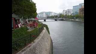 中山千夏 - 広島の川