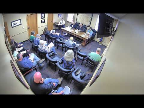 SUSQUEHANNA COUNTY COMMISSIONERS' MEETING OCTOBER 25, 2017