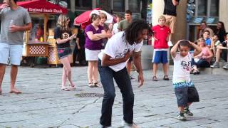 Awesome Popper and Breakdancer