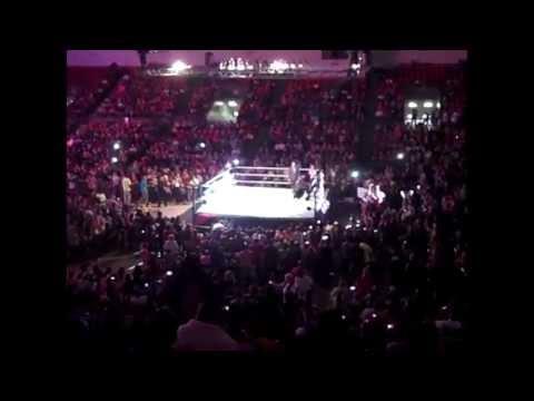 DITLO PIC WWE Live Monroe Louisiana 9/14/14