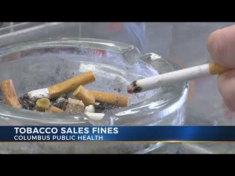 Enforcement difficult for Columbus tobacco sales law