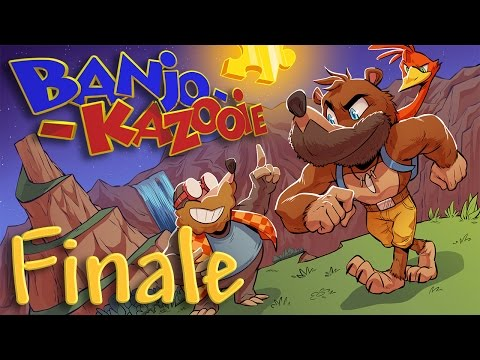 Banjo-Kazooie | Let's Play Finale | Super Beard Bros.