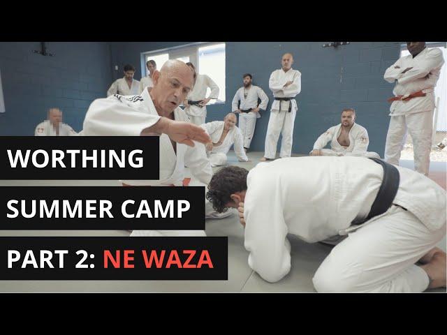 JFAUK Worthing Judo Summer School | Part 2 | Ne Waza