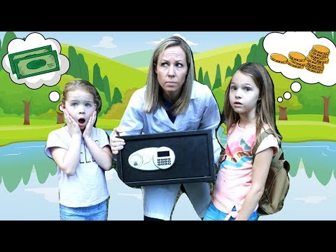 Toy Scientist Finds an Abandoned Safe!