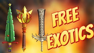 HOW TO GET FREE EXOTIC KNIVES IN ASSASSIN! (Giveaway) Roblox Assassin