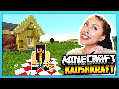 GOING ON A PICNIC! - Minecraft Survival: KaoshKraft SMP 3 - EP 70