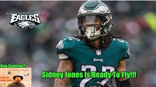 Eagles Have A Future Star In Sidney Jones!!! Classic Movies EP 1!!!