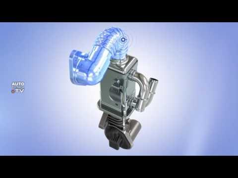 Motores de Inyección Directa: Cómo funciona es el sistema EGR GDI.