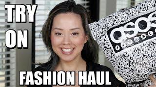 FASHION TRY ON HAUL REVOLVE & ASOS