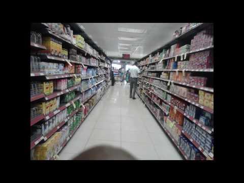 New World Supermarket at Damodar City in Suva, Fiji Islands