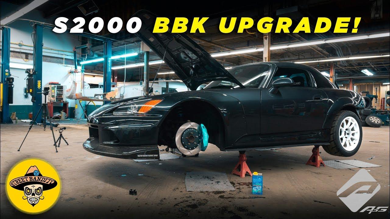 s2000 fuse box relocation s2000 big brake upgrade apg 6 piston big brake install  4k  s2000 big brake upgrade apg 6 piston