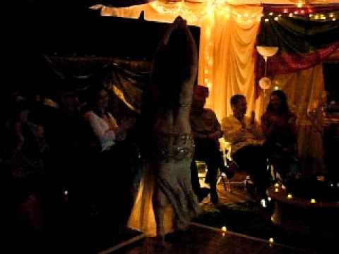 Denise Arias / Drum Solo Performance