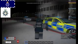 [Roblox uk London] Metropolitan Police General Patrol with Fire Arm support