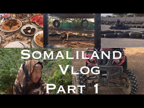 Somaliland vlog p1 | Amina Ali Masalla