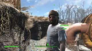 Fallout 4 HD  (Pulling The Plug) Thicket Excavations