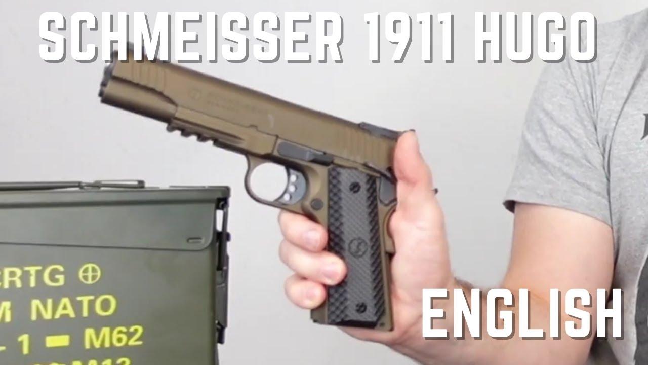 1911 HUGO SCHMEISSER 5