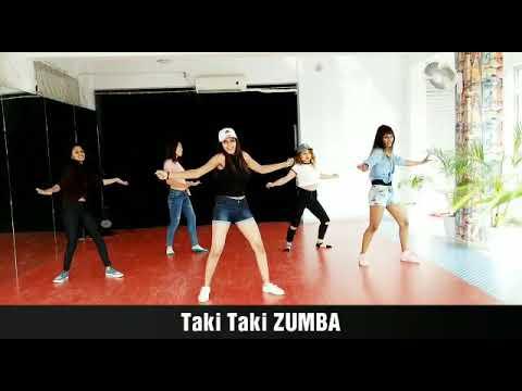 Taki Taki The Zumba..🕺🕺